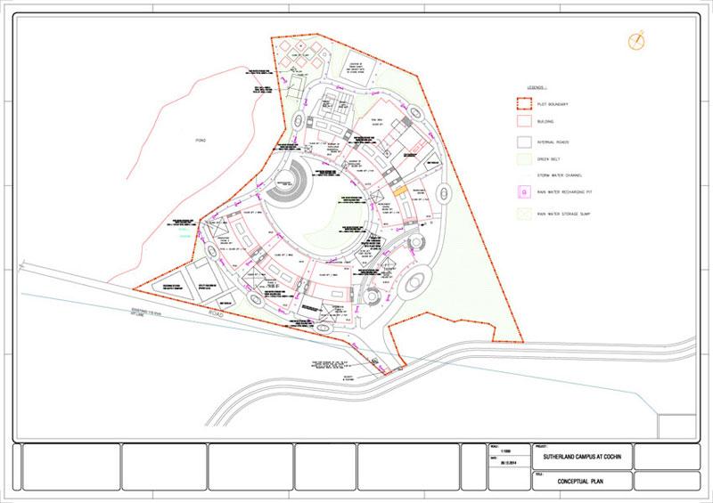 Rti Campus Map.Csez Rti